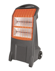 2.8 kW Portable Infra Red Heater
