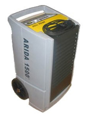 ARIDA 1500-P Dehumidifier with Pump Out