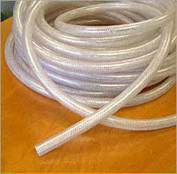 PVC Hose (clear), 12mm x 30 Meters