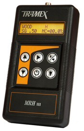 New Tramex MRH III Moisture and Humidity Measurement Meter (Digital)